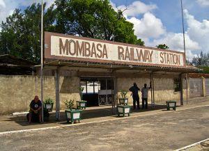 Железнодорожная станция Момбаса