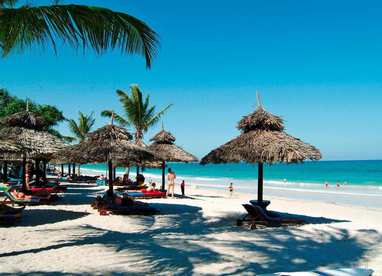 Пляж Diani Beach