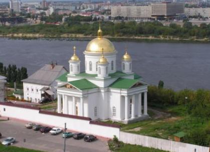Samostani regije Nizhny Novgorod photo 1