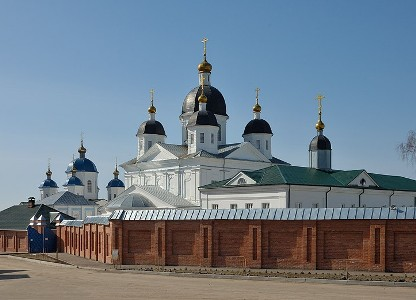 Samostani regije Nizhny Novgorod photo 2