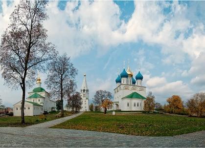 Samostani regije Nizhny Novgorod photo 5