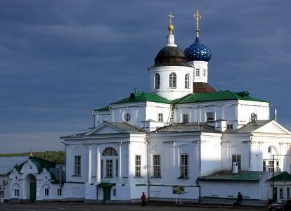 Samostani regije Nizhny Novgorod photo 9