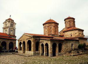 Монастырь Святого Наума, Македония