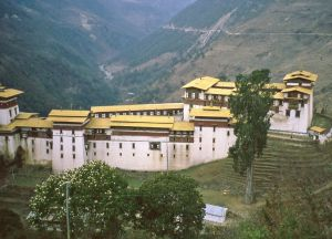 Крепость в Монгаре