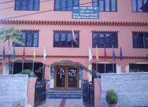 Отель Druk Zhongar
