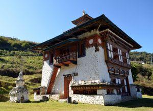 Монастырь Йаганг-лакханг