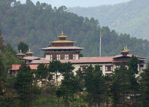 Крепость Монгар-дзонг
