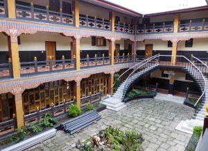Отель Wangchuk