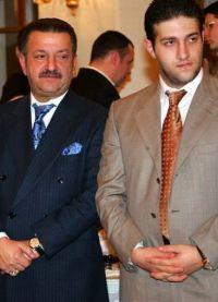 Тельман и Сархан Исмаиловы