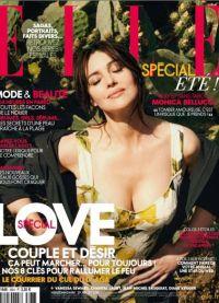 Моника Беллуччи на обложке Elle France