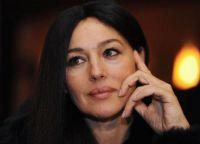 Monica Bellucci bez makijażu 1