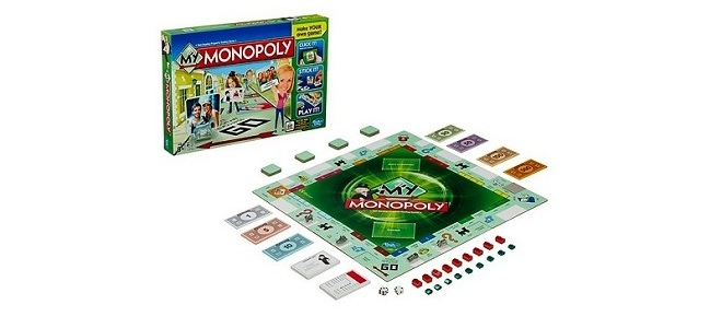 monopolistička pravila igre
