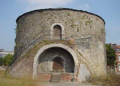 Вход в Валансьенскую башню