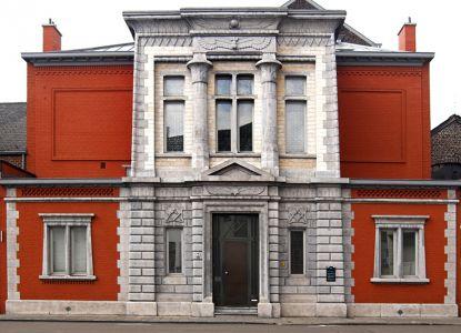 Здание масонской ложи Идеальный союз