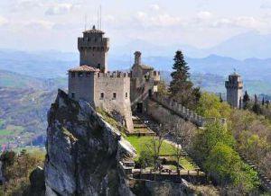 Монте-Титано Сан-Марино