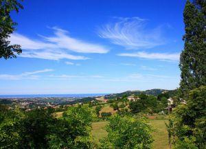 Пейзажи Монтеджардино