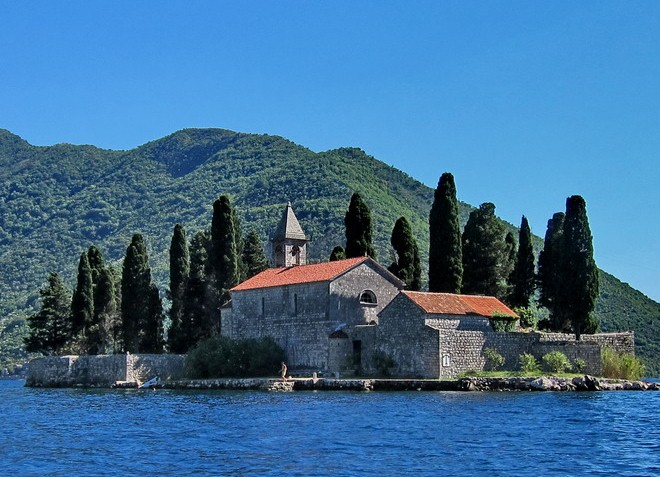 Красоты острова Святого Георгия