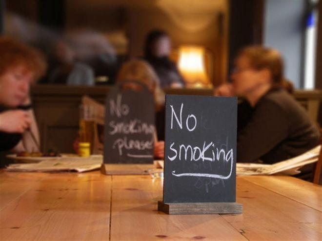 Курение в общественных местах Черногории грозит штрафом