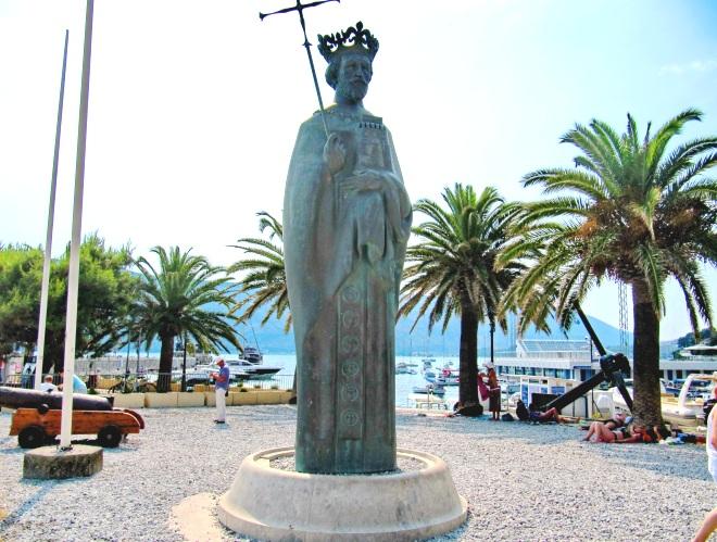 Памятник королю Твртко I