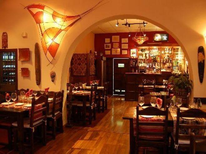 Ресторан Tandory