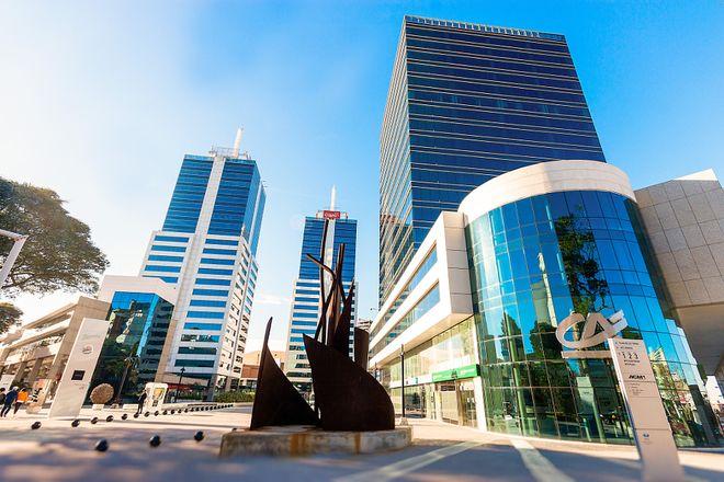 Всемирный торговый центр в Монтевидео