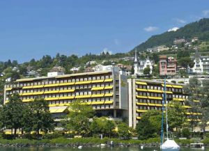 Royal Plaza Montreux and SPA