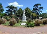 Памятник Морено