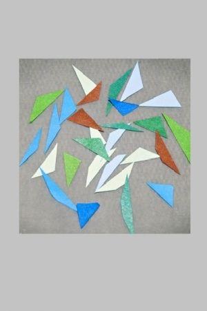 mozaik obojenog papira 1