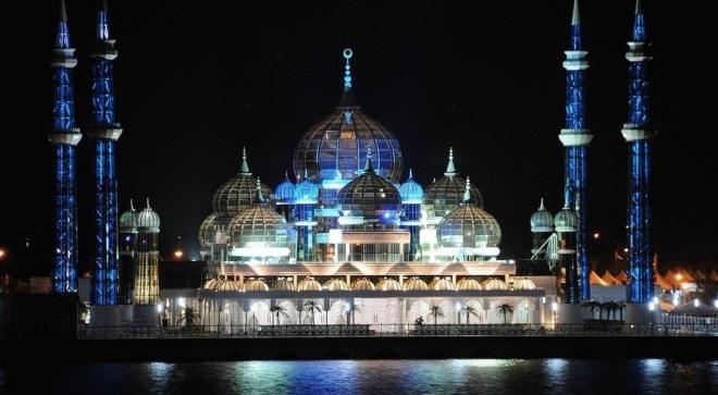 Кристальная мечеть
