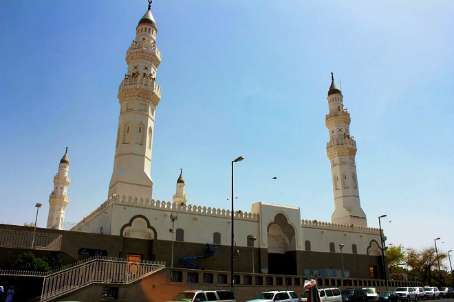 Мечеть Куба