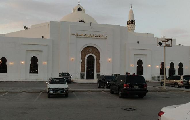 Мечеть Короля Халида