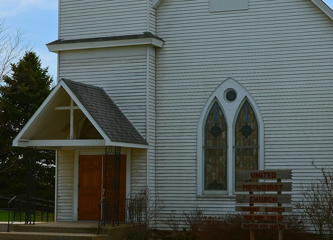 Церковь Methodist