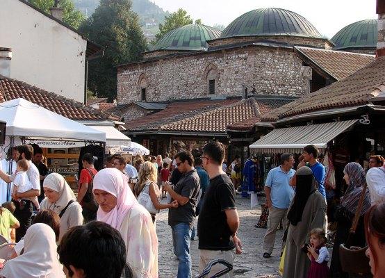 Население Мостара