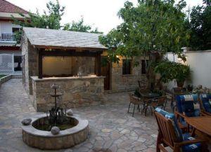 Турецкий дом Кайтаза - двор
