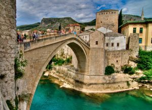 Мостар - старый мост