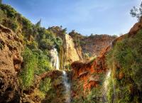 Водопады в Имуззер