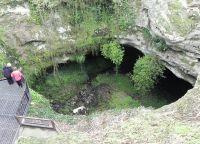 Пещеры в городе