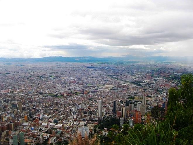 Панорама столицы