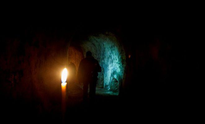 Пещера Могилы пророков