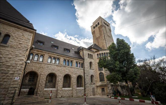 Церковь Августы Виктории