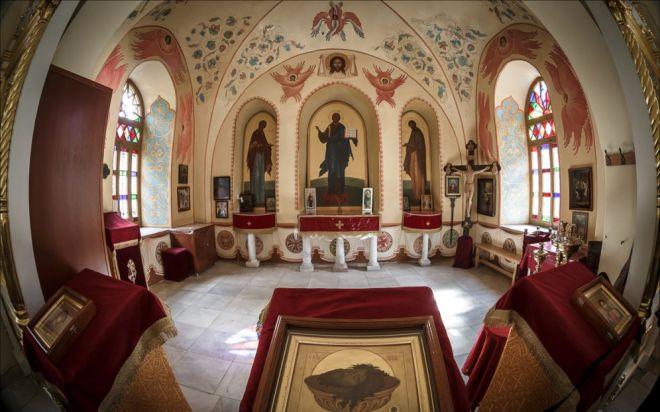 Спасо-Вознесенский монастырь