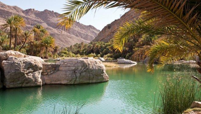Вади гор Омана