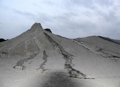 Tamanowe wulkany błotne zdjęcie 4