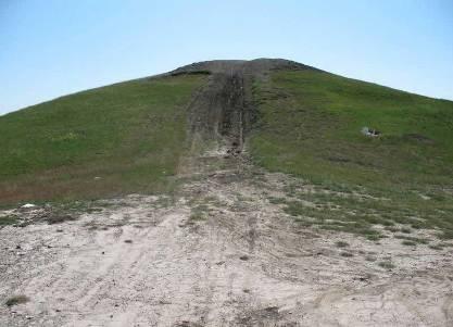 wulkany błotne tamani zdjęcie 6