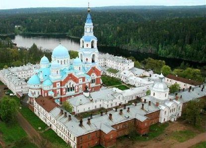 Mooreovo spasiteljsko samostan Preobraženja