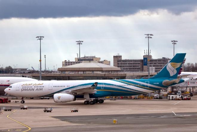Аэропорт в Эль-Хасабе