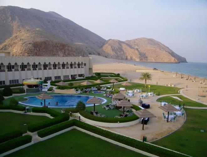 The Golden Tulip Resort Khasab - лучший отель полуострова
