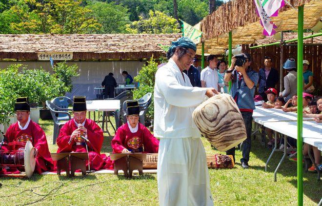 Фестиваль чая в Посоне