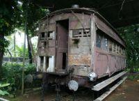Часть экспонатов связана с железной дорогой