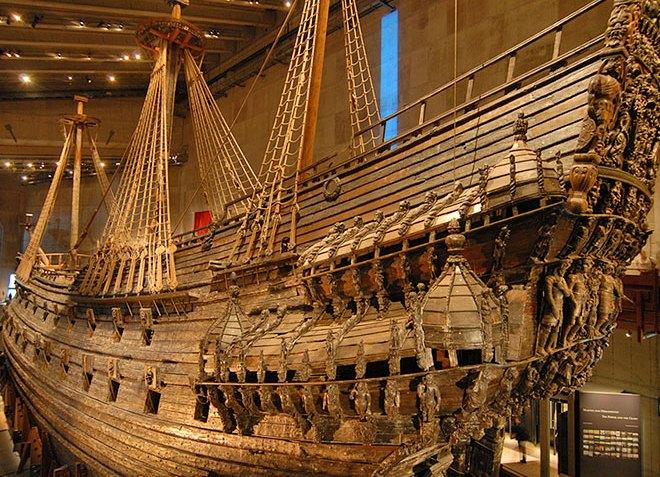 Музей коробля Васа